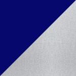 Bleu nuit / Argent